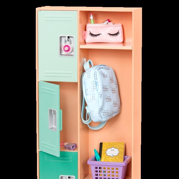 Classroom Cool Locker Set Backpack