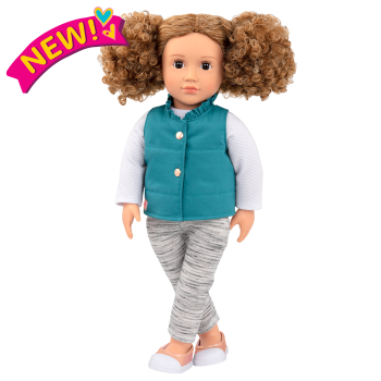 18-inch Fashion Doll Mila