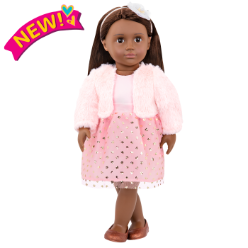 18-inch Fashion Doll Riya