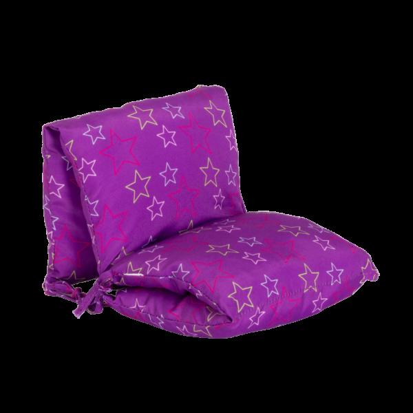Slumber Delight Sleepover Set Chair Pillow