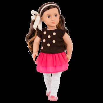 18-inch Fashion Doll Avia