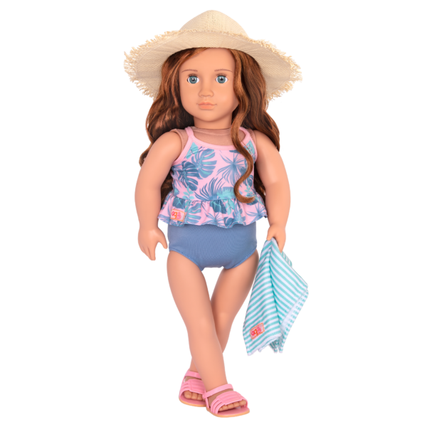 18-inch Beach Doll Lexie