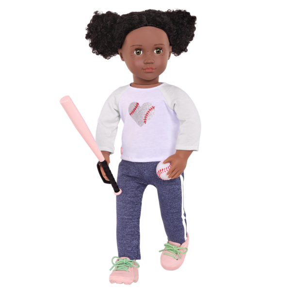Perfect Pitch Outfit for 18-inch Dolls with Accessories