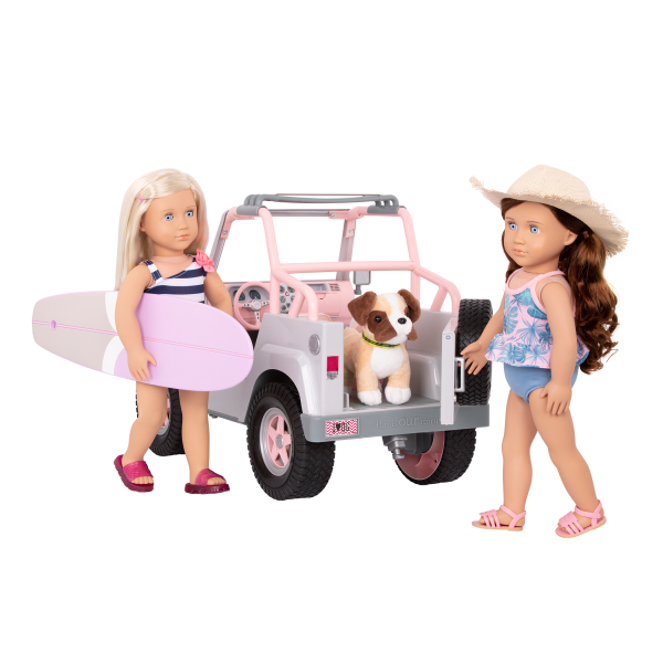 Our Generation Off Roader 4x4 Vehicle for 18-inch Dolls & Pets