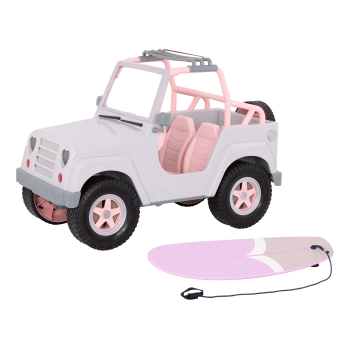 Our Generation Off Roader 4x4 Vehicle for 18-inch Dolls