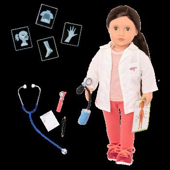 Nicola 18-inch Doctor Doll