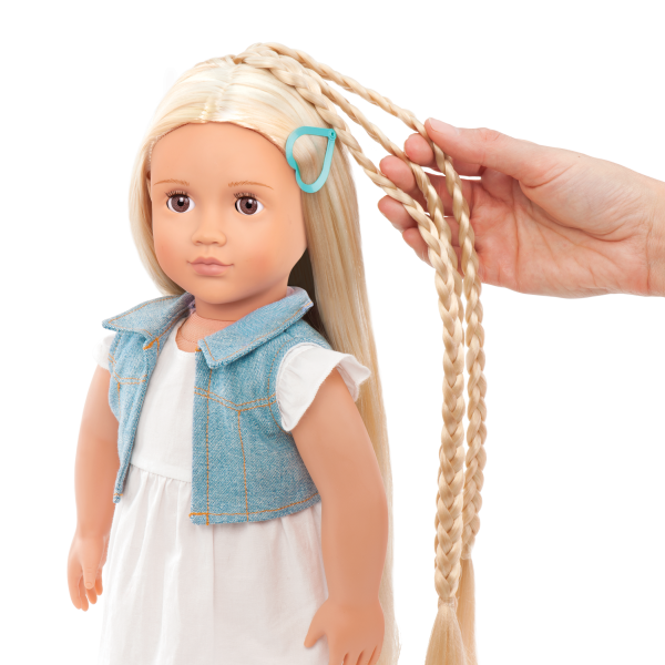 Phoebe 18-inch Hairplay Doll Braids