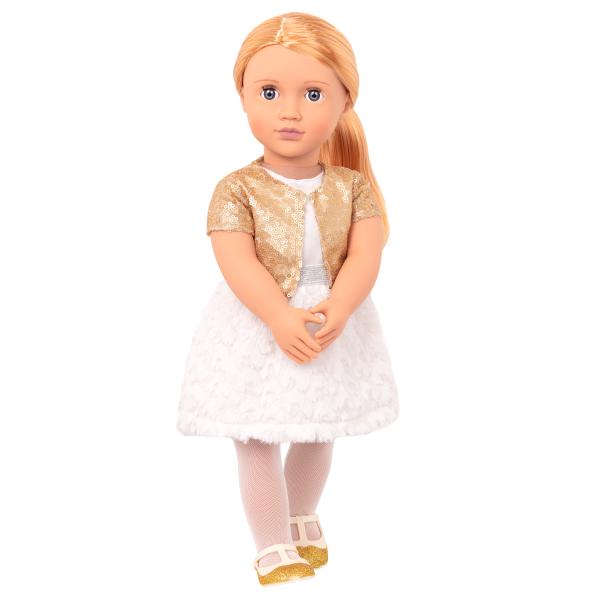 Hope 18-inch Holiday Doll Outfit