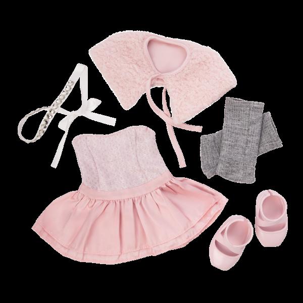 Alexa outfit detail