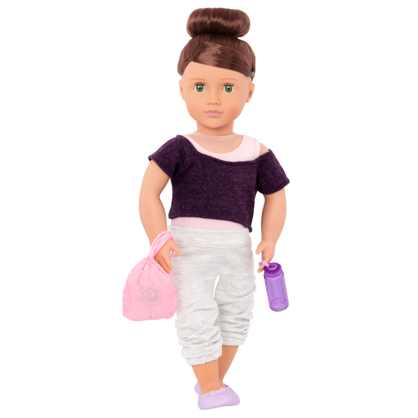 Sydney Lee Deluxe 18-inch Ballet Doll Dance Outfit