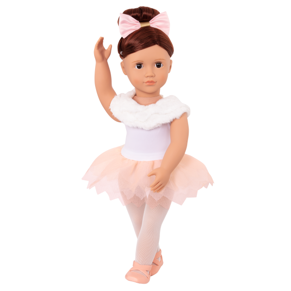 Valencia Ballerina Doll