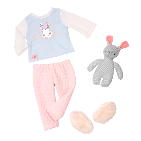 Jovie with Pajama