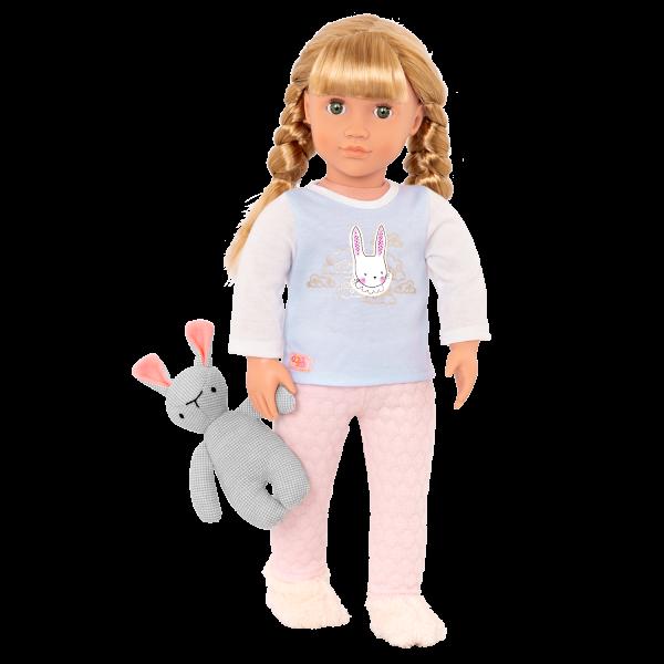 Jovie with Plush Stuffed Animal