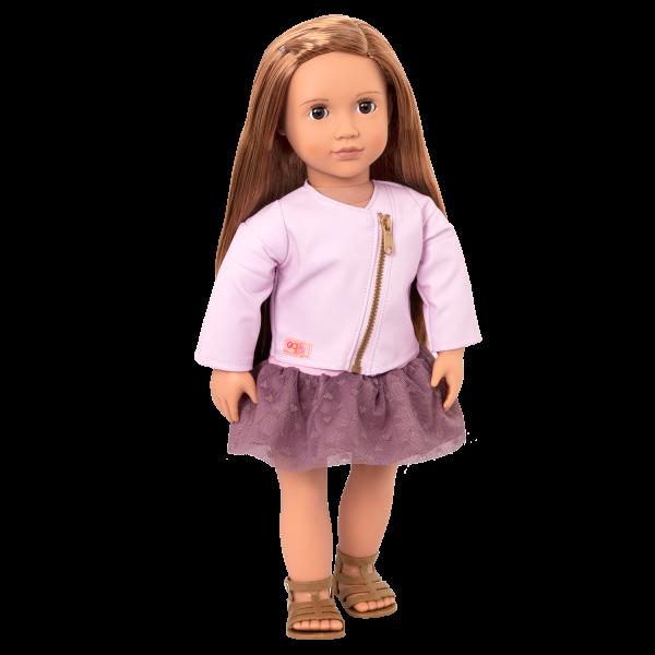 18-inch Fashion Doll Vienna