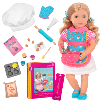 Deluxe 18-inch Jenny Doll