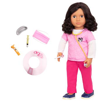 Paloma 18-inch Veterinarian Doll
