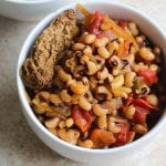 """smoke on the water"" instant pot black eyed peas recipe"
