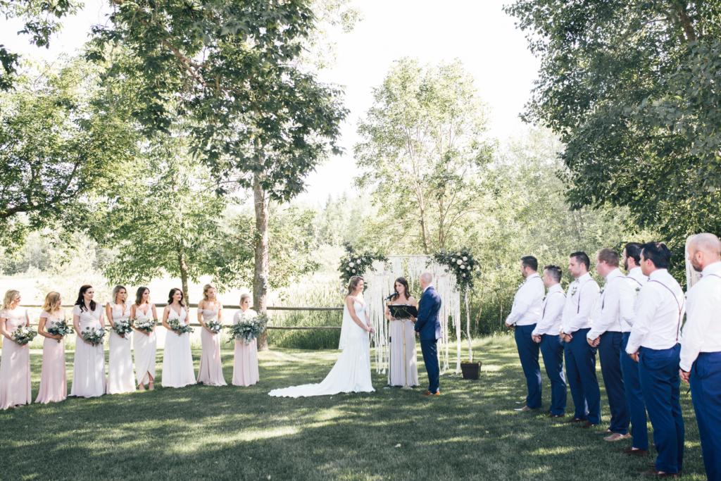 bohemian dream wedding