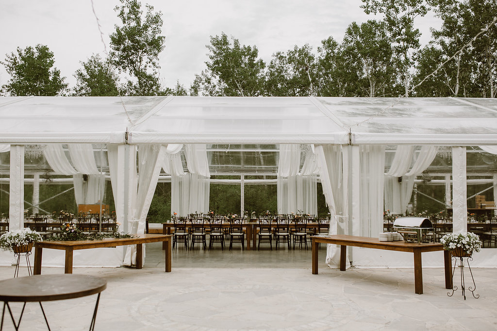Elegant Garden Wedding at Cielo's Garden by Melanie Parent Events