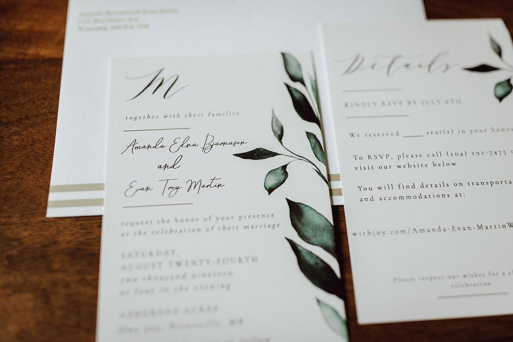Wedding Stationary Checklist