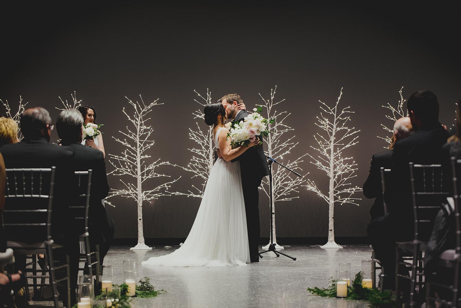 Manitoba Museum wedding
