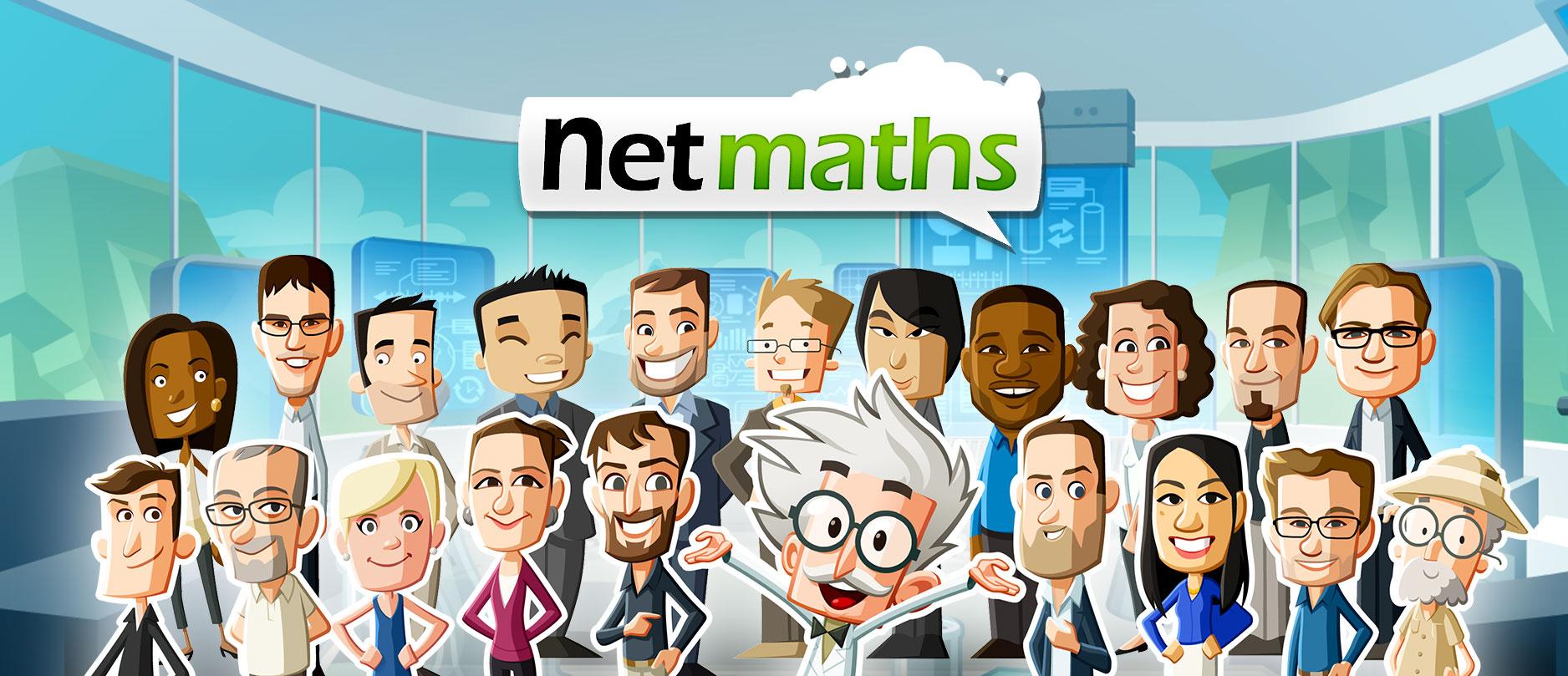 La nouvelle version de Netmaths est enfin arrivée!