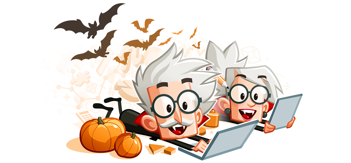 3 Things to Do to Celebrate Halloween with Netmath!