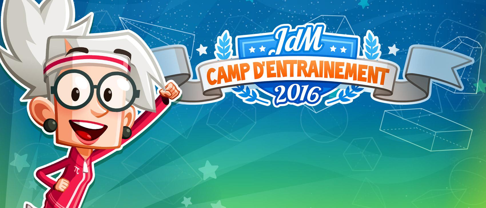 Préparez les épreuves de fin d'année avec le camp d'entrainement de Netmaths