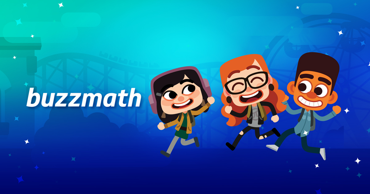 Buzzmath - Interactive math learning taken to the next level