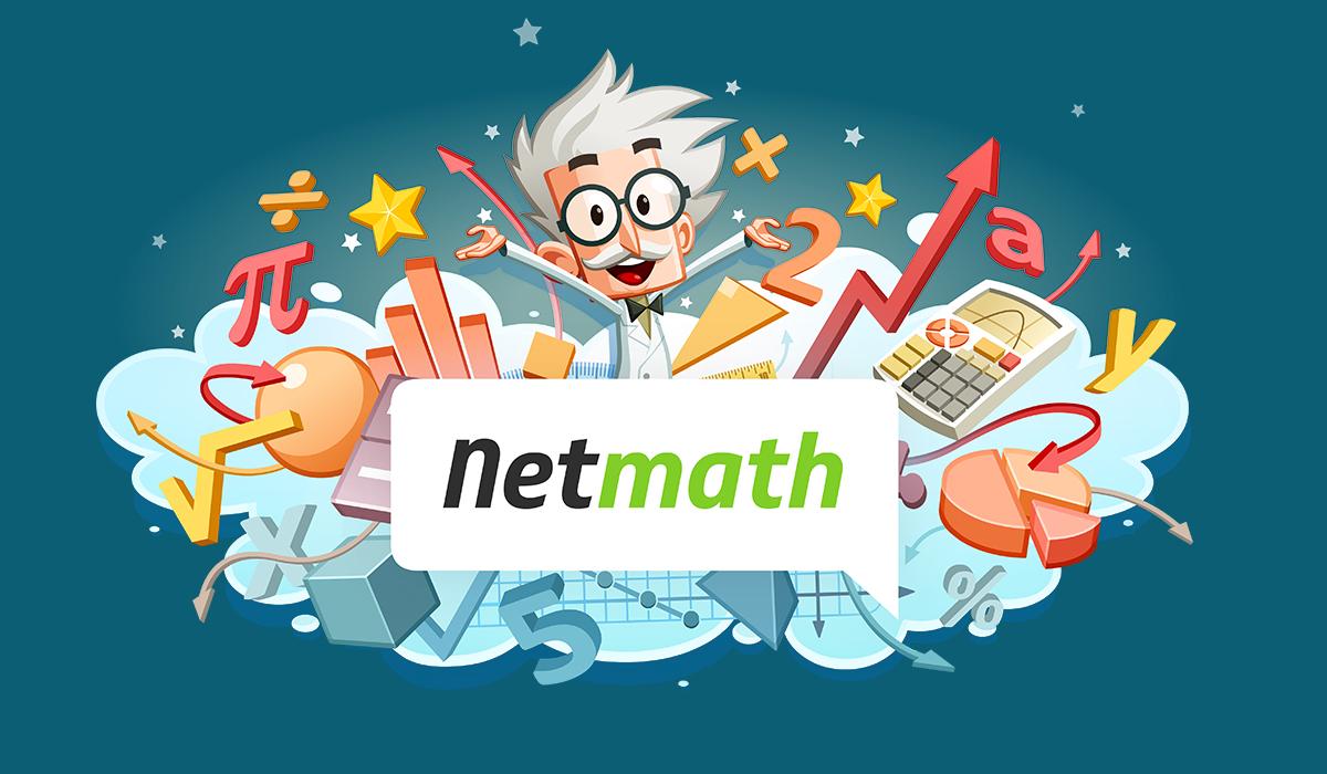Alfred présente le tout nouveau site web Netmath.ca!
