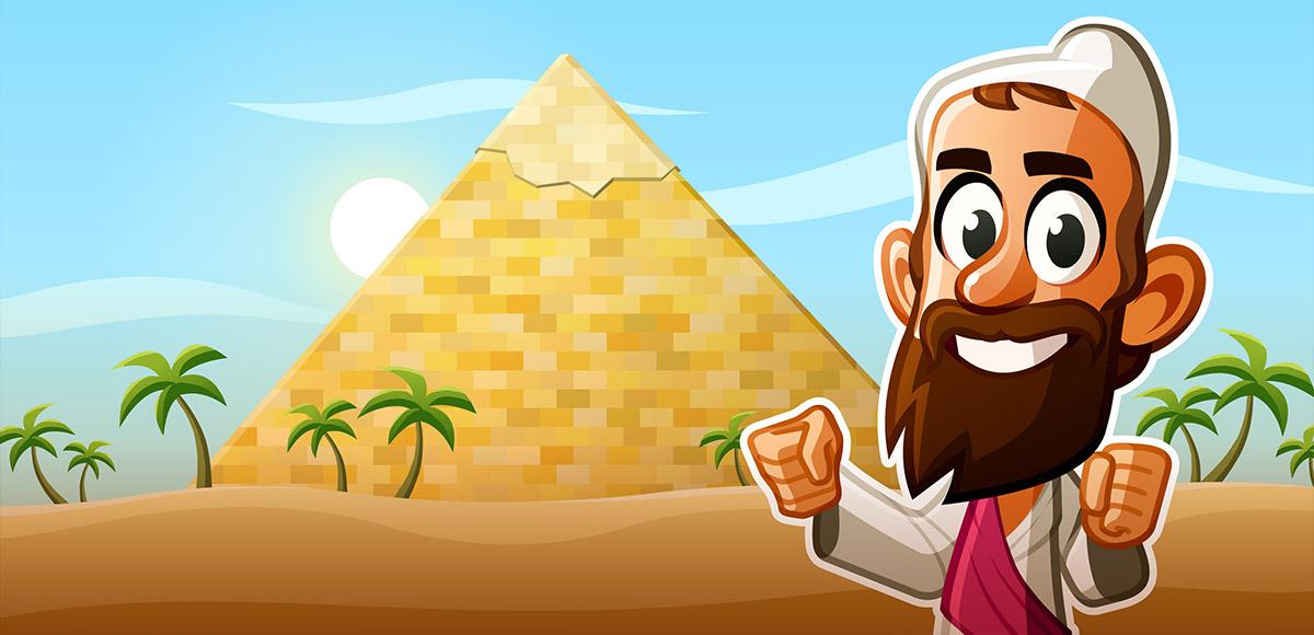 Mission 3 : Mystère dans les sables d'Égypte