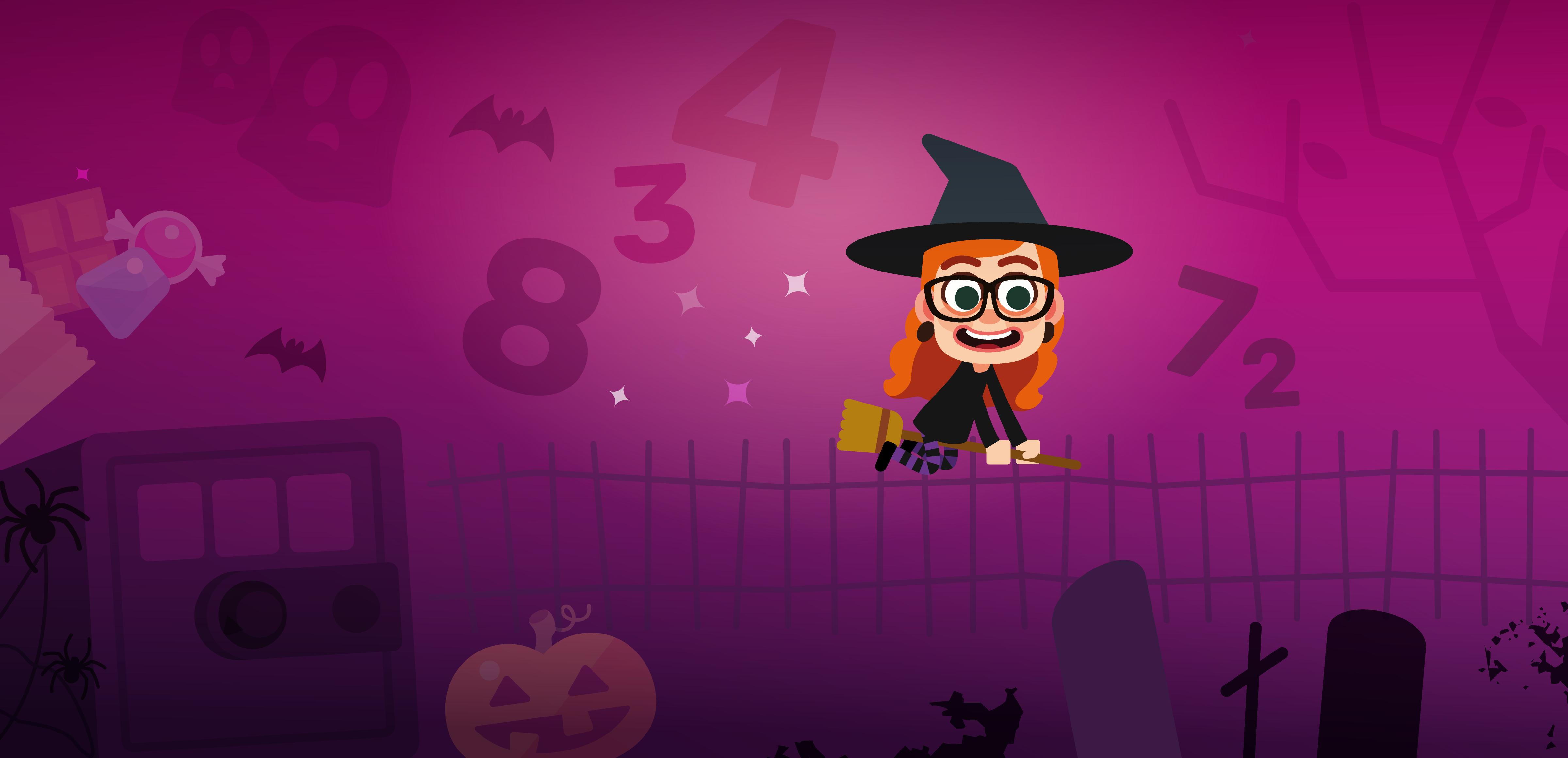 Halloween : Math Escape Game