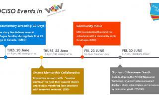 OCISO events calendar - 2017 Welcoming Ottawa Week