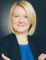 Agnieszka Wedrychowicz, Interim Deputy Director/Manager, Operations and HR