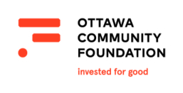 Logo of OCISO funder: Ottawa Community Foundation