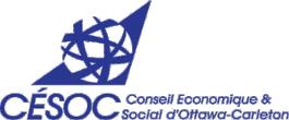 Logo of OCISO Partner: Conseil Économique et Social d'Ottawa Carleton (CESOC)