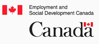 Logo of Employment and Social Development Canada