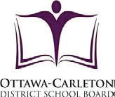 Logo of OCISO funder: Ottawa-Carleton District School Board