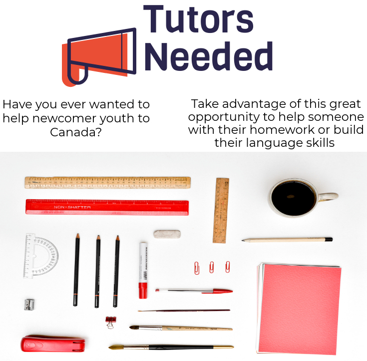 YOCISO Tutors Needed