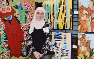 Susan Ragheb, Multicultural Liaison Officer