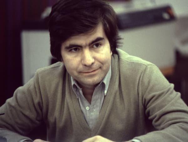 Former OCISO Executive Director Enrique Romo