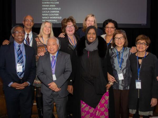 OCISO 40th Anniversary Party: LASI Executive Directors