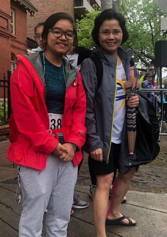 2019 Run For A New Start participants #3