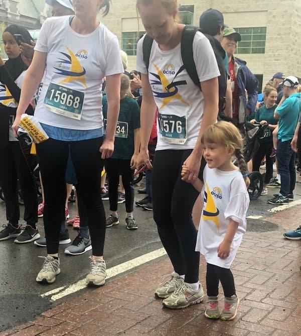 2019 Run For A New Start participants #4