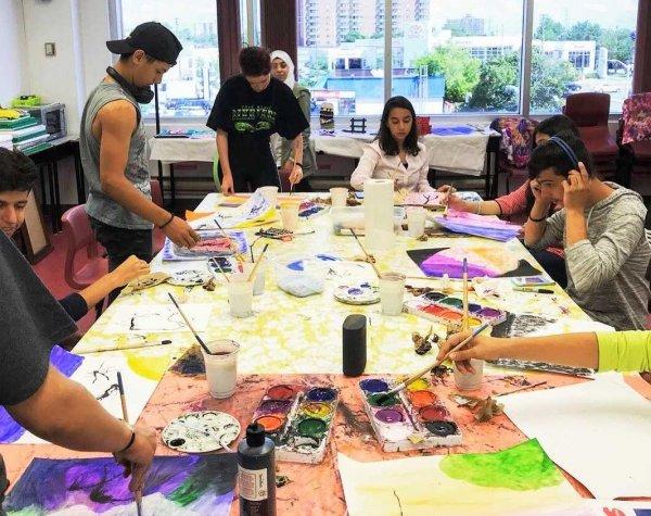 YOCISO youth painting