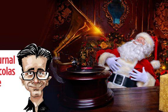 La liste musicale de Noël