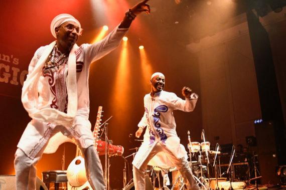 Omar Sosa : Musicien sans frontières