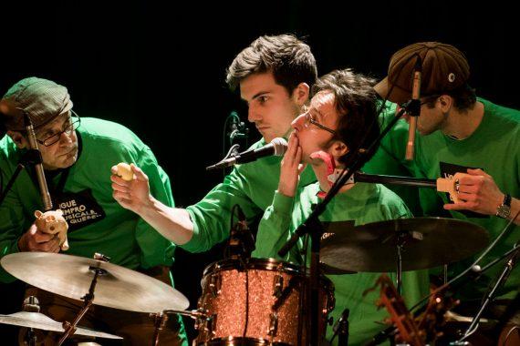 Concours (terminé) : Un forfait famille pour L'improvisation musicale