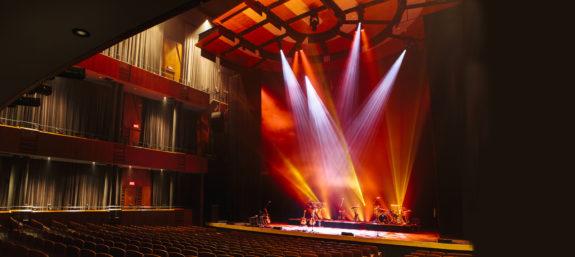 Salle Raoul-Jobin du Palais Montcalm