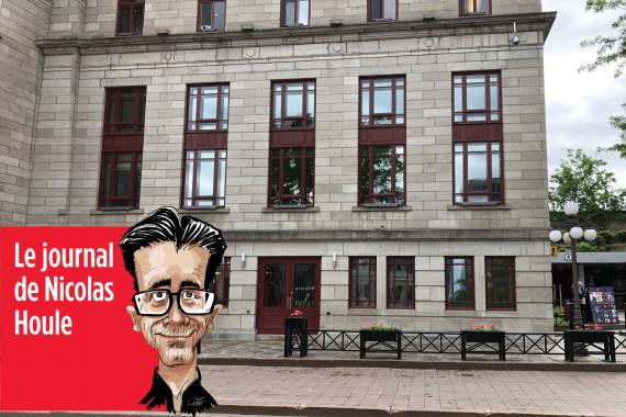 Une nouvelle salle au Palais Montcalm